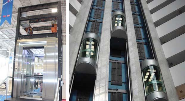 Daha akıllı ve daha güvenli asansörler görücüye çıkıyor