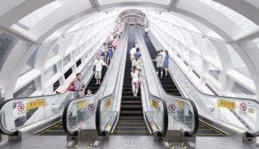 Doğru kullanımla yürüyen merdiven kazasını önlemek mümkün