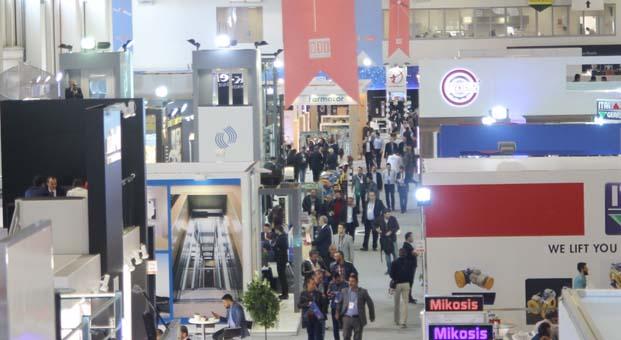 Dünya asansör sektörü İstanbul'da buluşacak