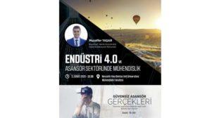 """RoyalCert """"Endüstri 4.0 ve Asansör Sektöründe Mühendislik Konferansı""""nın yeni durağı Nevşehir"""