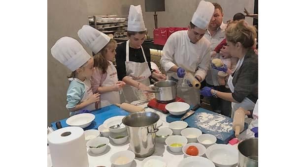 Makyol Santral, İtalyan Mutfağı Atölyesi'ne ev sahipliği yaptı