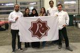 İstanbul Rumeli Üniversitesi Aşçılık Programı öğrencileri festivalden iki madalya ile döndü