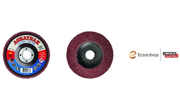 Askaynak'tan yüksek performanslı flap diskler