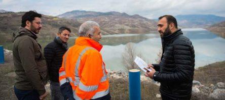 Ankara'nın suyu sağlıklı ve içilebilir kalitede