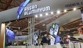 Assan Alüminyum ALUEXPO 2017'de yeni yatırımlarını tanıttı