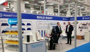 Assan Panel Project Qatar Fuarı'nda büyük ilgi gördü