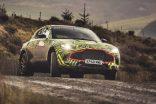 Aston Martin'in ilk SUV'u DBX sahneye çıkmaya hazırlanıyor