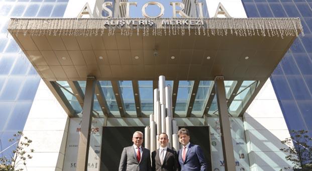 Ak Portföy'den Astoria'ya yatırım