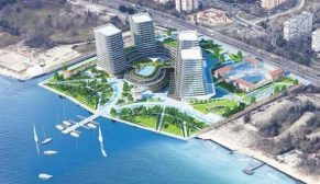 2 milyarlık araziye park yapılıyor