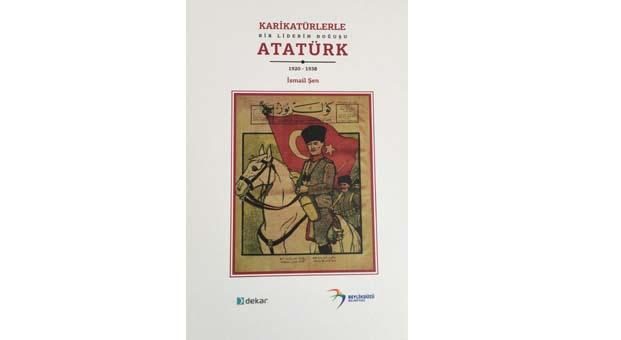 """Dekar Yapı """"Karikatürlerle Bir Liderin Doğuşu, Atatürk"""" kitabının sponsoru oldu"""