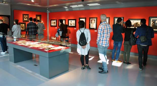 Folkart Gallery'deki Atatürk Sergisi'ne 100 bin ziyaretçi