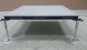Ateco Zemin'den yaşam alanlarına kolaylık katan Yükseltilmiş Döşeme Sistemleri