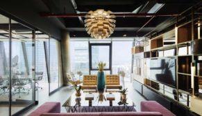 AT Kearney'in Türkiye Ofisinde Iglo Architects imzası