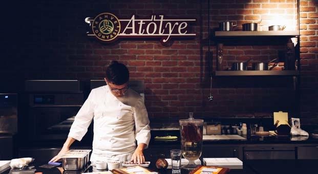 Enfes çikolata ve pasta yapımının sırrı Kahve Dünyası Atölye'de