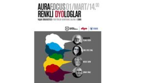 """DYO ve AURA-İstanbul iş birliğiyle """"Renkli DYOloglar"""" başlıyor"""