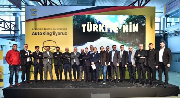 Auto King, son teknoloji ile donattığı yeni merkezine taşındı