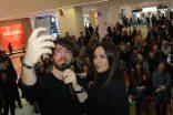 """""""Bursalılar 'Aşk laftan anlar"""" etkinliğinde buluştu"""