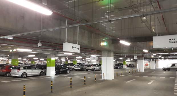 Bosch'tan alışveriş merkezleri içinentegre güvenlik konsepti