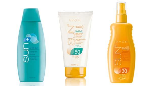 AVON Sun+ ile yazın da korunan ve nemli bir cildin gücünü keşfetme zamanı