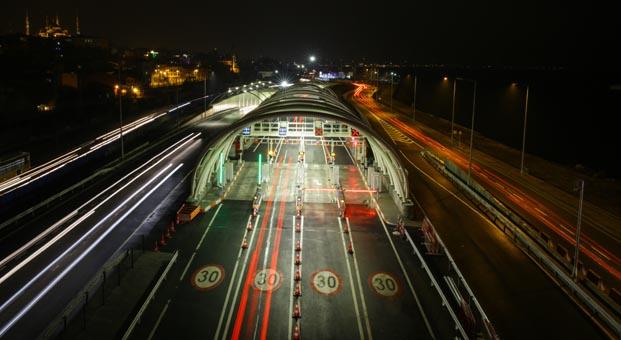 Avrasya Tüneli geçiş ücreti internetten ödenebiliyor