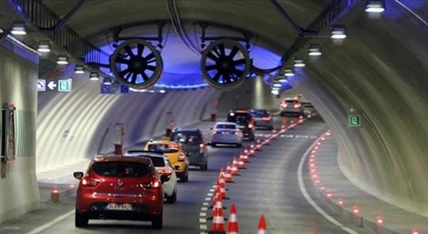 Avrasya Tüneli Trafiğe Açıldı Açıklama