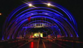 Avrasya Tüneli'nin kamuoyuna duyurusudur