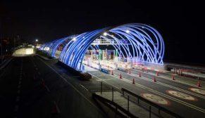 Avrasya Tüneli aydınlatma tasarımıyla da uluslararası ödüle layık görüldü