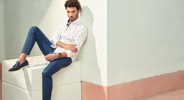 AVVA'dan stil sahibi erkeklere özel net yüzde 50 indirim fırsatı