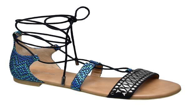 Deichmann'dan bohem sandaletler