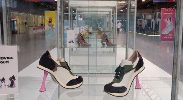 Artistik ayakkabılar CNR Expo'da