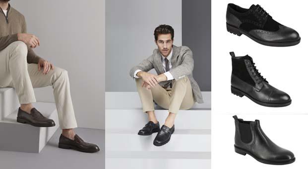 Ayakkabı Dünyası bu sonbaharı erkekler için yorumluyor