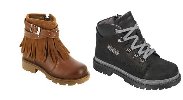 Miniklerin sokak stili Ayakkabı Dünyası'nda