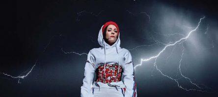 Ayben kadın hip-hop sanatçılarıyla Belçika'da aynı sahnede
