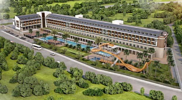 Aydınbey Queen's Palace &SPA Otel'de Form imzası