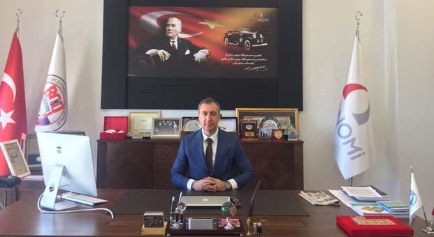 MASFED Başkanı Aydın Erkoç aday oldu