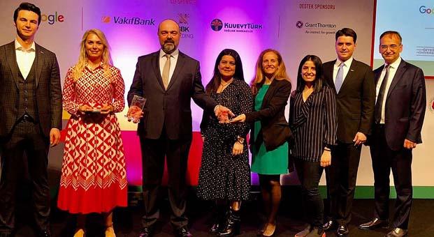 Aygaz'a En İyi Kurum İçi Girişim Projesi Ödülü