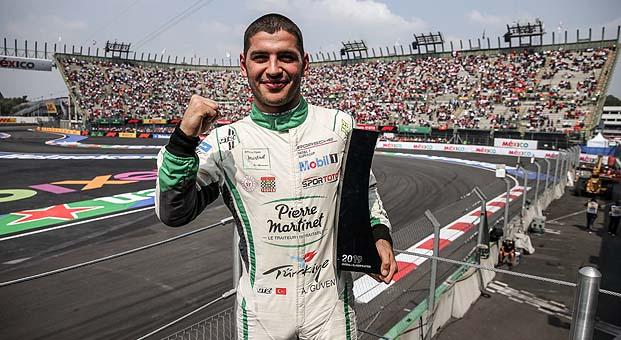 Ayhancan Güven'den bir şampiyonluk daha