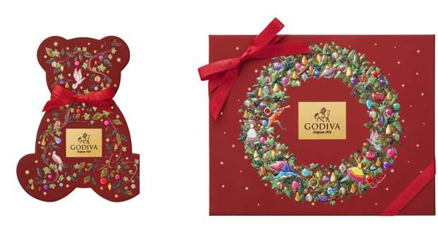 Godiva'nın ikonik yeni yıl koleksiyonu çikolataseverlerle buluşuyor
