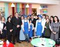 Azerbaycan'da yaşayan otizmli çocuklara umut