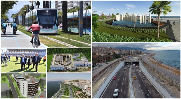 """2018 İzmir'in """"hasat yılı"""" olacak"""