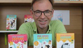 'En Baba' girişimci: Çocukları için oyun geliştirdi girişimci oldu