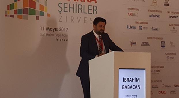İbrahim Babacan: İstanbul'un sorunu makro imar planı, altyapı ve ulaşım