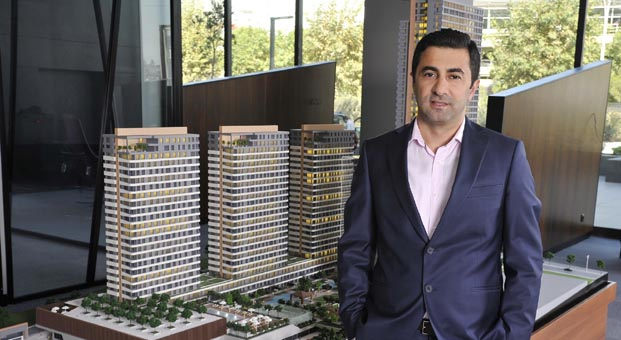 Babacan Palace'dan 1.650 TL taksitlekira öder gibi ev sahibi olma fırsatı