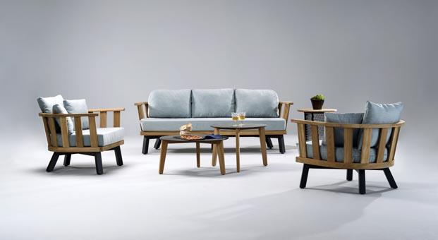 Bahçe mobilyalarında 2017 trendleri