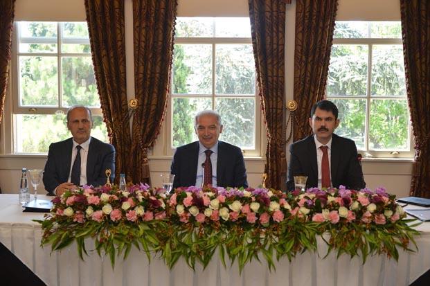 İstanbul'da Kentsel Dönüşüm Toplantısı
