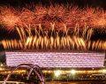 Tekfen'in yaptığı statta UEFA Avrupa Final maçı heyecanı