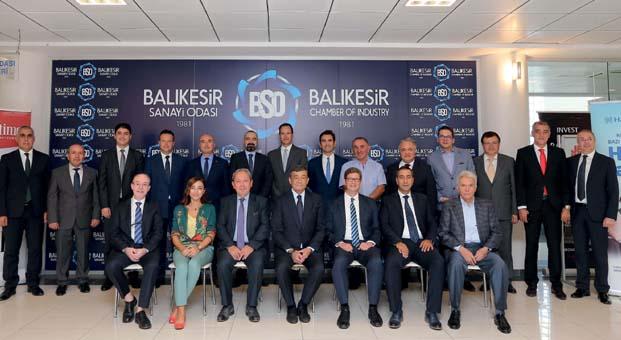 BALOSB, yalnızca Balıkesir'i değil bölgeyi de kalkındıracak