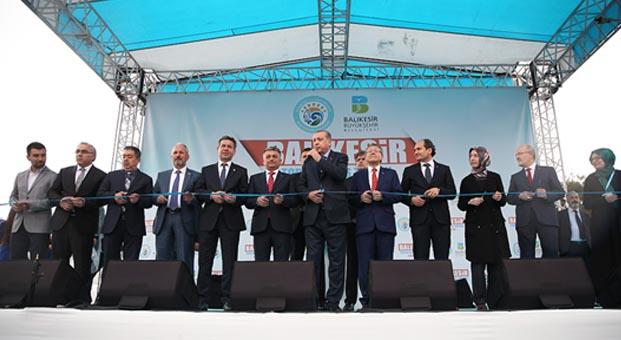TOKİ' den Balıkesir'e 1 milyar liralık yatırım