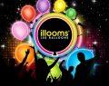 Illooms ışıklı balonlar ile muhteşem yaz partileri