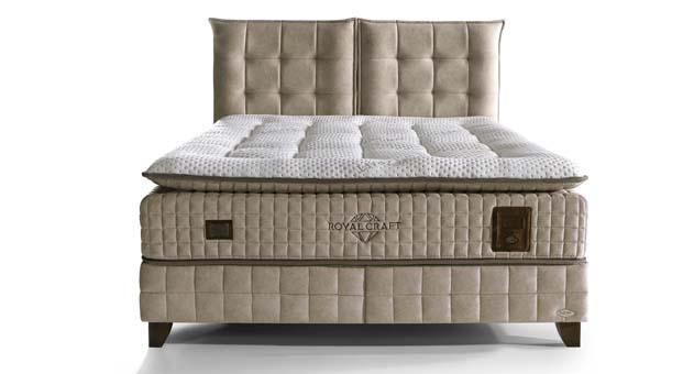 Size özel bir yatakta gün sizin istediğiniz gibi başlar